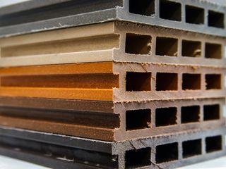 Pardoseală exterior compozit / lemn plastifiat / decking / deck / WPC / scîndură / leaț / masiv
