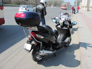 Honda Grand Dink MD ideal