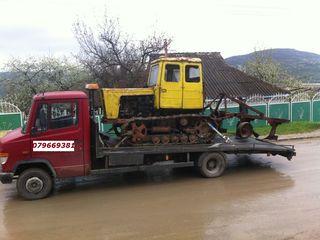 Servicii evacuator non-stop automobile si camioane