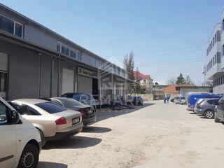 Chirie spațiu pentru depozitare sau producere cu oficiu pe str. Petricani 3,2 €/mp
