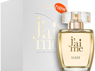 Elode Claire !!! Elode Jaime. Made in France. Originale. 100ml .