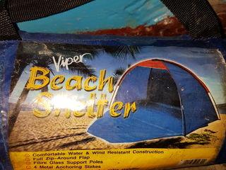 cort pentru plaja nou