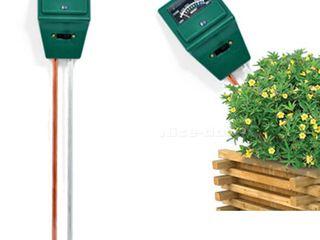 Кислотность и влажность почвы. Незаменимый инструмент агронома и садовода. Нужно всегда! Недорого...