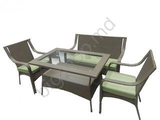 Set de mobila de grădină All Home Set CY-2087, cel mai mic pret !