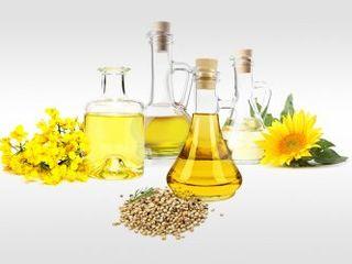Cumpar ulei de floarea soarelui si soia nerafinat