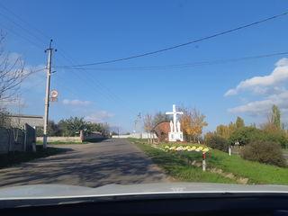 Яловенский р-н, с. Дэнчень. 8 соток возле главной дороги.