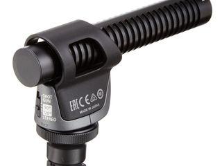 Продаю новый направленный стереомикрофон canon дм-100