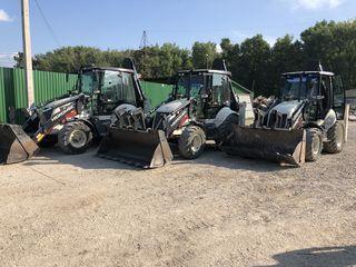 Servicii buldoexcavator de orice natura, cupe de diferite marimi: 30, 40, 60, 90 cm ,buldoexcav