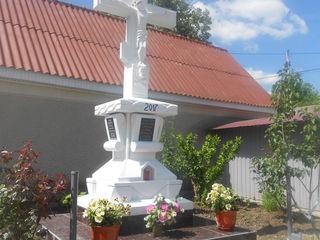 Rastigniri - monumente de la Cosauti