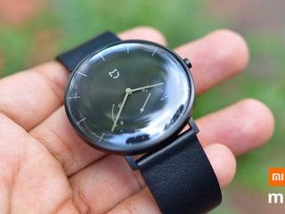 Xiaomi Mijia Smart Quartz Watch - se deosebește prin aspectul exterior foarte plăcut!