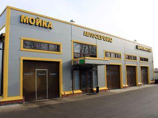Vînzare Service Auto/ Spălătorie Auto, 300 mp, str. Doina, prima linie!
