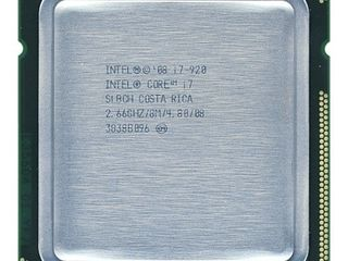 Procesor i7 920 socket 1366