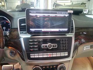 Mercedes все модели - Замена монитора на Android!