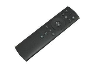 Air mouse T1M -- USB 2.4G (гироскоп + голосовое управление) +14 программируемых кнопок под ИК сигнал