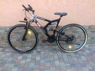 Bicicleta torrek adusa din germanya