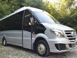 Пассажирские перевозки в Германию, Чехию. Аренда автобусов и микроавтобусов!!!