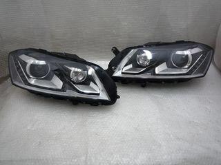 фары VW Passat B7 LED