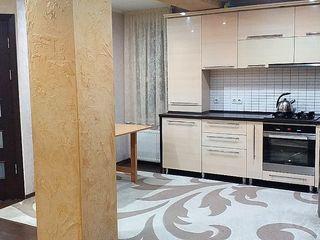 Apartament cu 2 odai 60 m.p,euroreparatie, mobilat,cu tehnica in centru or.Ialoveni. Pret:39000 euro