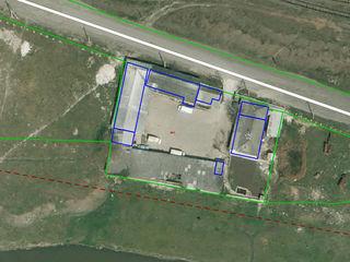 Spatiu de producere, atelier sau depozite plus teren, 27 ari, Floresti