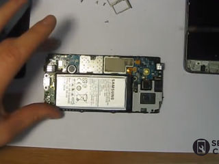 Samsung Galaxy A3 2017 (SM-A320FZKDSER)   Разрядился АКБ, восстановим без проблем!