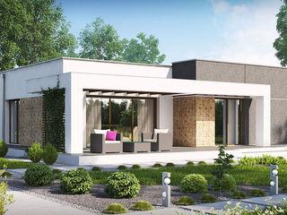 Casa moderna cu 3 cmere si doua bai 112 m2 la pret de apartament in mun, Chisianu