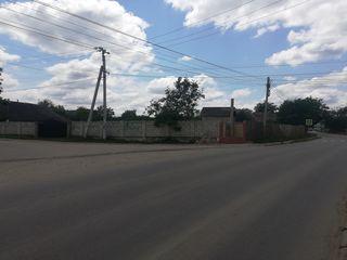 Se vinde teren de construcție 14 ari s. Ustia r. Dubăsari -- 14000 Euro