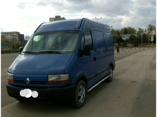 Renault Master 2001 год.