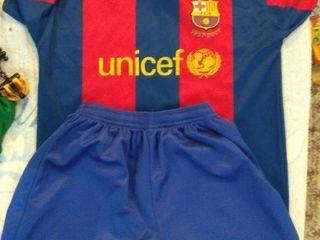 Форма для юного футболиста!