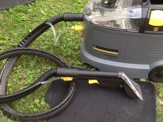 Curatare covoare / mobila moale - ia in chirie aspirator cu spalare.  e mult mai usor si mai ieftin!