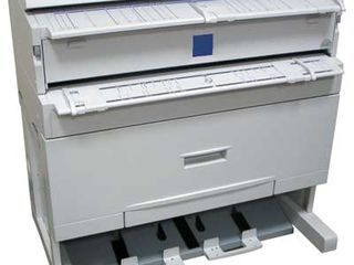 Печать, сканирование, копирование чертежей больших форматов