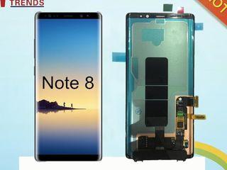 Samsung note 8 дисплэй оригинал гар 12 мес