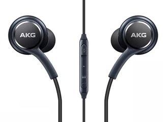 Наушники AKG  Samsung 150 лей