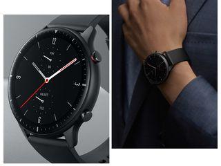 Умные часы Xiaomi Amazfit GTR 2 - полный фарш. Новые. Оригинал