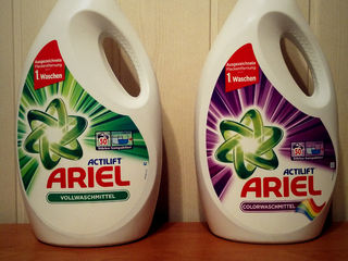 Ariel lichid concentrat universal , color , adus din Germania !!!