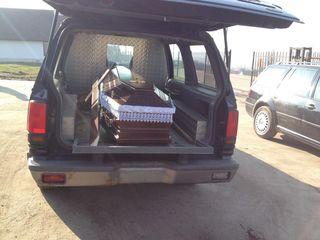 Transportarea persoanelor decedate pe ultimul drum