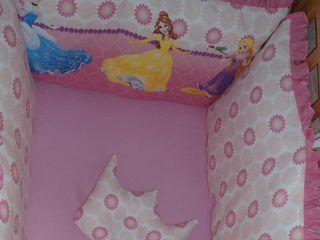 Комплекты (бортики) в детскую кроватку 120/60.