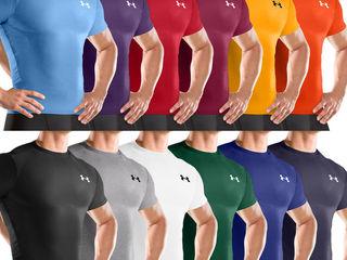 Компрессионные футболки Under Armour HeatGear Compression