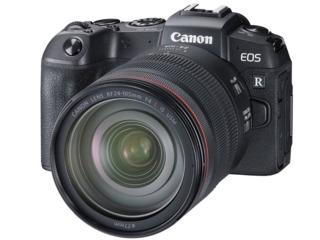 Aparat foto mirrorless Canon EOS RP + RF 24-105 f/4-7.1 IS STM (3380C154)