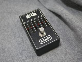 Гитарные педали. EQ, booster, compression, noise gate, wah