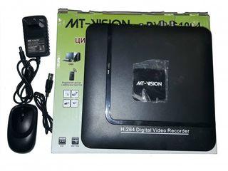 MT-Vision DVR MT-S1004 4-канальный регистратор