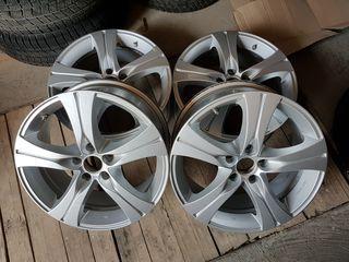 5*108  R17 Ford,Peugeot, Citroen, Volvo, Renault,