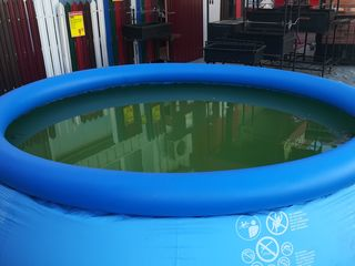 Надувной бассейн intex easy set 28120 (305 х 76 см = 3853л