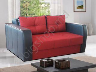 Canapea IM Narcis 10/1.4 Red/Black. Livrare gratuită!!