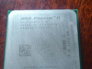 Phenom II X3 720 Black  Edition 2,8GHZ