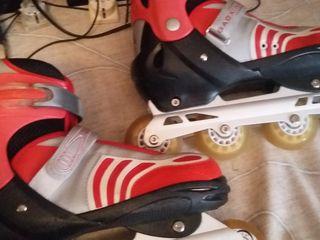 Gaoxinspotr-abec7 inlanes skates-хорошее качество раздвижные новые 42-43 размер новые в упаковке