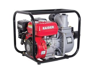 Motopompă pe benzina 4.9kW,3,933l/m. Raider RD-GWP04