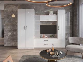 Living simplu si high tech mobilier de la producator. стенки от производителя.