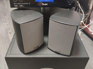 Teufel CEM 500 SW и DecoderStation 5