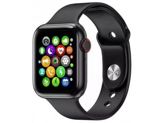 Фитнес-трекер Hoco Y1 Smart Watch Charging Cable, Black