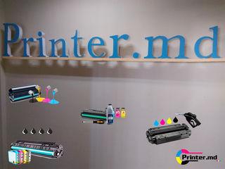 Incarcare cartuse imprimanta Chisinau HP, CANON, Samsung, Panasonic